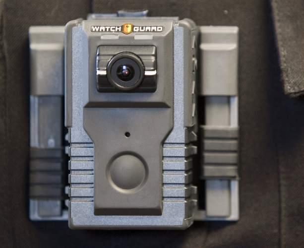 Watchguard body cameras ipo
